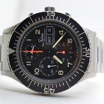 Sinn 156 Military Chronograph - Lemania 5100 - Service 2013
