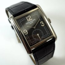 Patek Philippe Gondolo White gold 28mm Black Arabic numerals United States of America, Texas, Houston