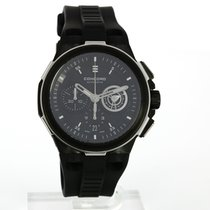 Concord C2 Steel 44mm Black No numerals