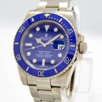 Rolex 116619 Wrist Watch - 18k White Gold & Ceramic Bezel...