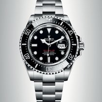 Rolex Sea-Dweller Deepsea New Model