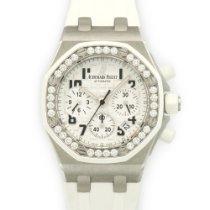 Audemars Piguet Royal Oak Offshore Diamond Chrono Watch Ref....