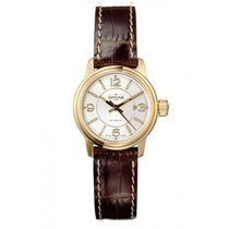 Davosa Ladies Best Friend Stahl gelbvergoldet Automatik 29mm