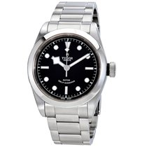 Tudor Men's M79540-0001 Heritage Black Bay 41 Watch