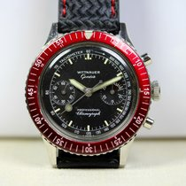 Wittnauer CHRONOGRAPH WITH RED ROTATING BEZEL