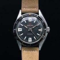 "Universal Genève 869116/01 Vintage ""Asymmetrical"" Polerouter..."