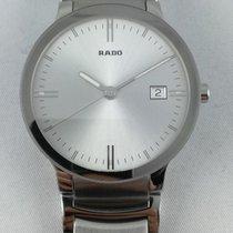 Rado Centrix Acero 38mm Plata