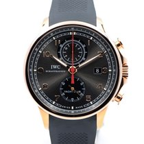 IWC Portuguese Yacht Club Chronograph new 43.5mm Rose gold