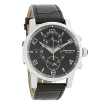 Montblanc Timewalker Twinfly Mens Chronograph Automatic Watch...