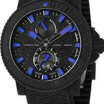 Ulysse Nardin Diver Black Sea Steel 45,8mm Black No numerals