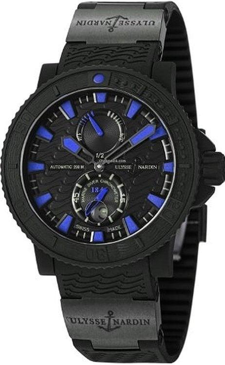 Ulysse Nardin Diver Black Sea U263-92-3C/92 new