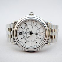 Maurice Lacroix 40mm Automatic pre-owned Masterpiece (Submodel) Silver