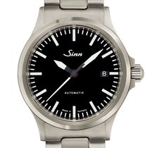 Sinn 556 I Stainless steel satinized bracelets