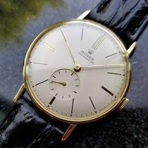 Rolex Chronometer Vintage 1940s 18k Gold 4009 Original Manual...