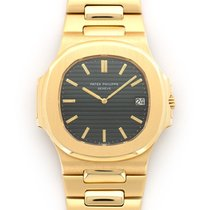 Patek Philippe Yellow Gold Nautilus Watch Ref. 3700