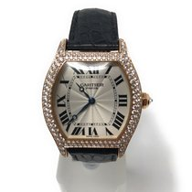 Cartier Tortue Rose gold United States of America, California, Beverly Hills