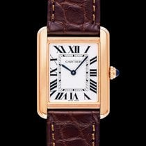 Cartier Tank Solo Rose gold United States of America, California, San Mateo