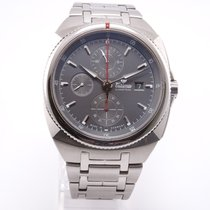 Tutima Steel 43mm Automatic ^ pre-owned