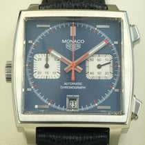 TAG Heuer Monaco Calibre 11 new Automatic Watch with original box and original papers CAW211A.EB0026