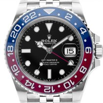 Rolex 126710BLRO Aço GMT-Master II 40mm
