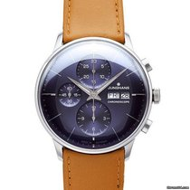 Junghans Stahl 40.7mm Automatik 027/4526.00 neu Schweiz, HELVETIC TIME AG - Bäch -  NO Duties & Taxes For European Customers - Discount VAT for Extra UE