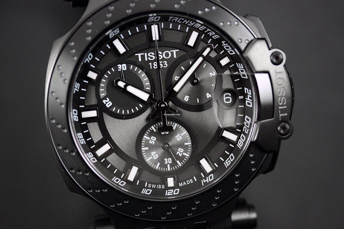 Tissot T-Race Chronograph T115.417.37.061.03 | Tissot Reference ...