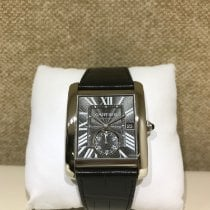 Cartier Tank MC Steel Silver