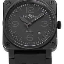 Bell & Ross Carbon Automatic 42mm BR 03