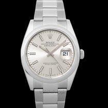 Rolex Datejust 126200-0002 New Steel 36mm Automatic