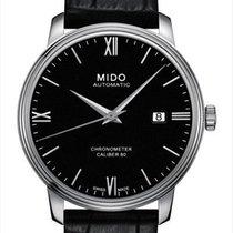 Mido Stal 40mm Automatyczny M027.408.16.058.00 nowość