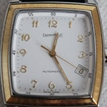 Eberhard & Co. Gold/Steel 32mm Automatic pre-owned