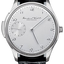 IWC Portuguese Minute Repeater Or blanc 43mm