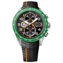 Graham Silverstone RS Racing Green