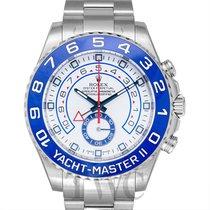 劳力士 Yacht-Master II 钢 44.00mm 白色