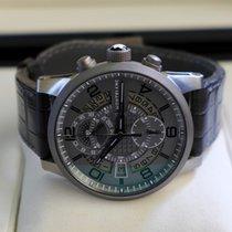 Montblanc 107338 Titanium 2015 Timewalker 43mm new