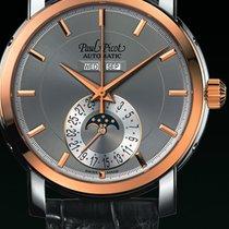 Paul Picot Firshire Roségold 42mm Grau