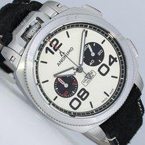 Anonimo Militare Steel 43,4mm White Arabic numerals
