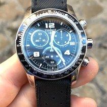 Tissot chrono chronograph cronografo V8 acciaio steel