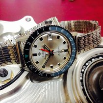 Zodiac 35mm Automatic pre-owned Silver