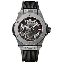 Hublot Big Bang Meca-10 Titan 45mm Fara cifre