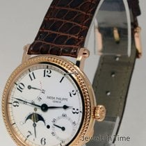 Patek Philippe Complications (submodel) usados 35mm Oro rosado
