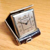 Tavannes - Pocket watch - very rare purse - La Captive watch...