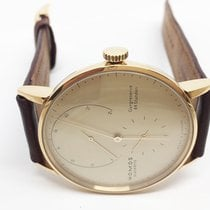 NOMOS Lambda Red gold 42mm Champagne