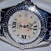 Breitling Wings Lady Steel 31mm Mother of pearl No numerals United States of America, New York, Greenvale