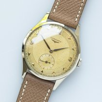 Longines 1953 Tropical Guilloche Dial Cal. 1268Z
