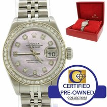 Rolex Lady-Datejust Steel 26mm Pink United States of America, New York, Huntington