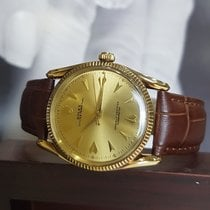 Rolex Yellow gold 34mm Gold