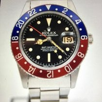 Rolex 6542 Steel 1958 GMT-Master 38mm pre-owned