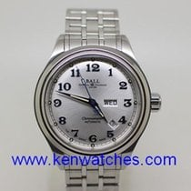 Ball Steel 41mm Automatic NM1058D pre-owned