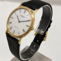 Patek Philippe Yellow gold 32mm Manual winding 3520 D pre-owned